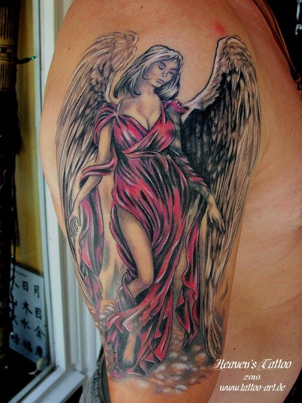 heaven 39 s tattoo und piercing studio in braunschweig niedersachsen. Black Bedroom Furniture Sets. Home Design Ideas
